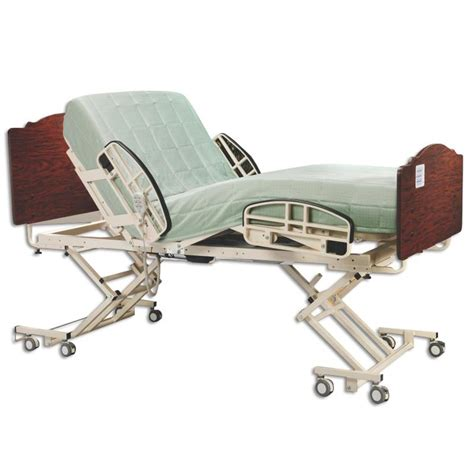 medline alterra electric hi low hospital bed hospital bed