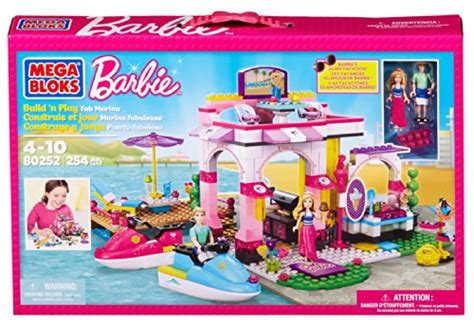 Barbie Boat Lego by Barbie Mega Bloks Webnuggetz