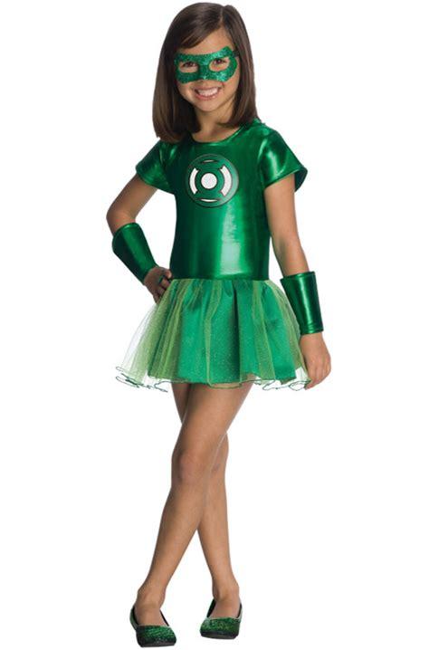 green lantern tutu toddler child costume purecostumes