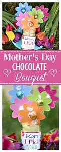 Mother's Day Chocolate Flowers Bouquet – Fun-Squared