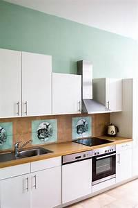 Küche Farbe Wand : projekt traumwohnung 2 0 endlich farbe an den w nden mit sch ner wohnen farbe the kaisers ~ Markanthonyermac.com Haus und Dekorationen