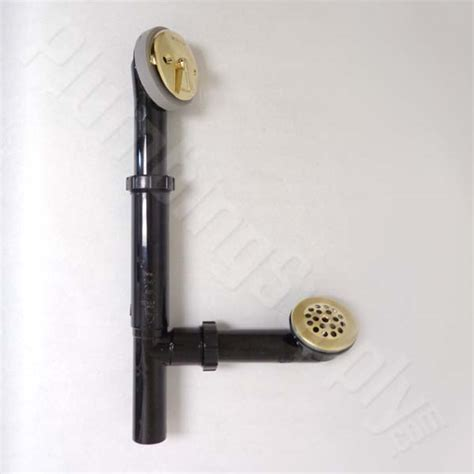 bathtub drain assembly replacement great deals on watco bathtub drains and replacement parts