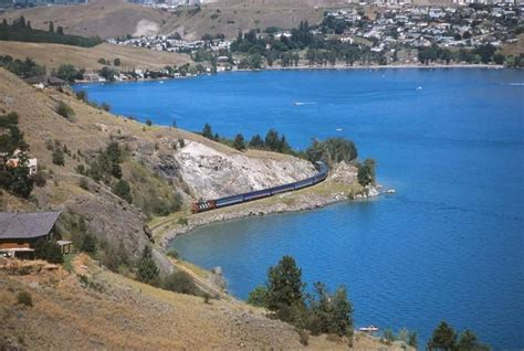 Public Boat Launch Kalamalka Lake by South Of Vernon The Cn Tracks Followed The West Shore Of
