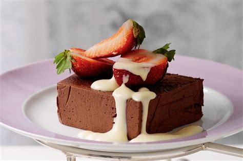 g 226 teau marquise au chocolat recette de chef