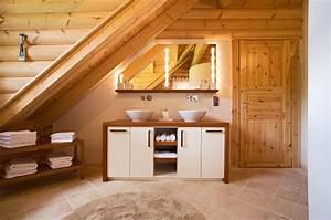 Spiegelschrank Badezimmer Holz : badezimmer sanieren und renovieren schreinerei gruler in aixheim ~ Markanthonyermac.com Haus und Dekorationen