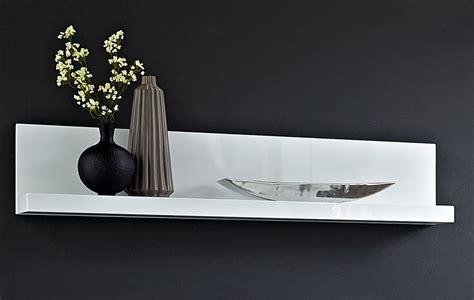 etag 232 re laqu 233 e blanche design longueur 120 cm ou 205 cm