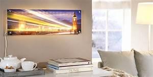 Wand Indirekt Beleuchten : foto hinter acrylglas beleuchtet ~ Markanthonyermac.com Haus und Dekorationen
