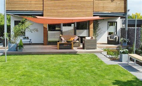 Garten Terrasse Gestalten Ideen Draussen