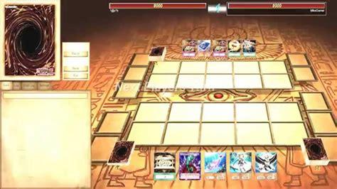 ygopro duelo ritual spiritual beast deck vs exodia deck