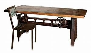 Industrial Design Möbel : industrial design esstisch art nr k44 sba5174 asienhaus asiatische m bel ~ Markanthonyermac.com Haus und Dekorationen