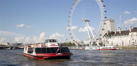 Boat Tour London Thames by Thames River Boat Cruise Opening Times Book A Thames River