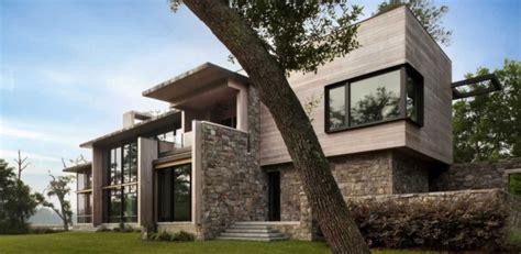 awesome maison contemporaine bois et beton photos seiunkel us seiunkel us