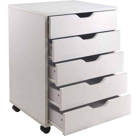 storage cabinet with drawers in storage drawers
