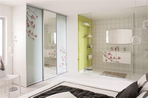 la salle de bains japonisante de cuisinella inspiration bain