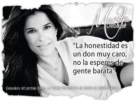 Frases Célebres Martha Debayle  Famosas Pinterest
