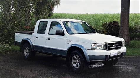 a vendre ford ranger diesel 4x4 233 e 2006 achat et vente de voitures 224 l ile maurice
