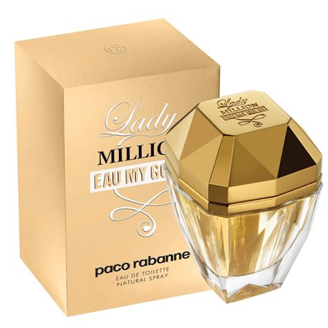 buy paco rabanne million eau my gold 50ml eau de