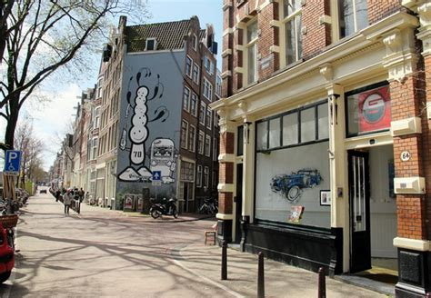 10 amsterdam galleries widewalls