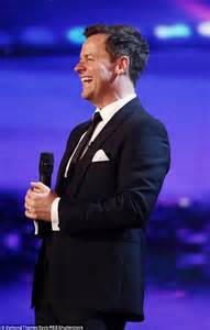 Britain's Got Talent: Simon Cowell thanks Declan Donnelly ...