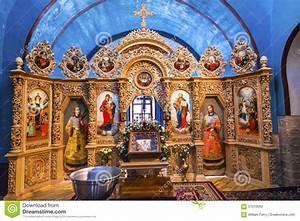 Ancient Basilica Mikhaylovsky Church Vydubytsky Monastery ...