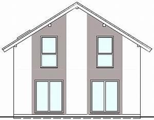 Fassadenfarben Am Haus Sehen : farbliche gestaltung der hausfassade wir bauen dann mal ein haus ~ Markanthonyermac.com Haus und Dekorationen