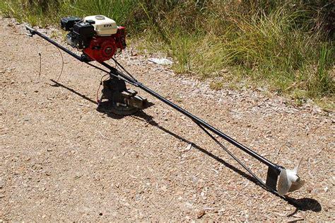 Straight Shaft Boat Motor by Diy Mud Motor Shaft Diy Do It Your Self