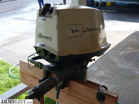 20 Horse Johnson Boat Motor by Armslist For Sale 20 Horse Johnson Outboard Motor