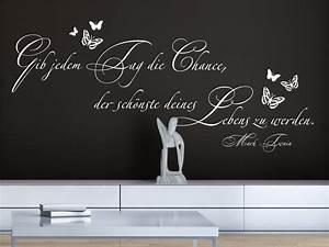 Schöne Bilder Für Die Wand : sch ne zitate kurz englisch spr che zitate ~ Markanthonyermac.com Haus und Dekorationen