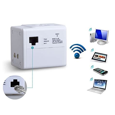 mocreo 174 best smart portable wireless router wifi repeater signal range extender w all in one