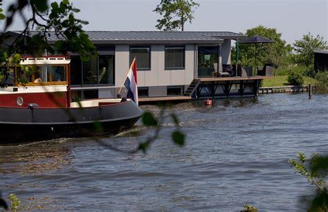 Woonboot Vecht Te Koop by Woonboot Woonark Loenen Aan De Vecht Abc Arkenbouw