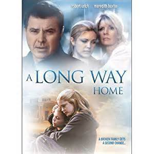 Amazon.com: A Long Way Home: Robert Urich, Meredith Baxter ...