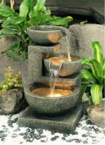 comment decorer une fontaine de jardin