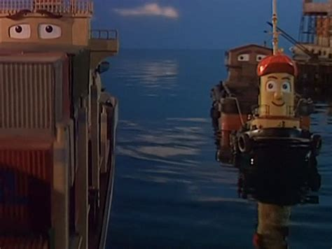 Theodore Tugboat Queen Stephanie by Theodore And The Scared Ship Theodore Tugboat Wiki