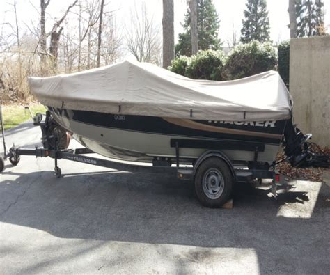 Used Tracker Deep V Fishing Boats For Sale by Fishing Boats For Sale In Indiana Used Fishing Boats For