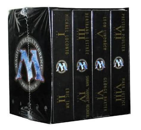 1996 pro tour collector set magic products 187 magic world chionship decks timmy