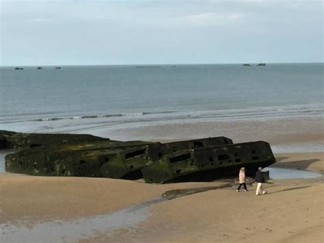 remains mulberry harbour arromanches les bains on tripadvisor address tickets