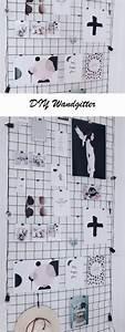 Was Ist Ein Moodboard : diy wandgitter selber machen wozu ein estrichgitter auch noch gut ist kreative ideen aus ~ Markanthonyermac.com Haus und Dekorationen