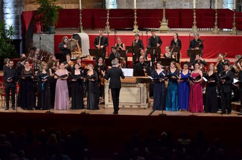 open rehearsal of the royal concert of the le may