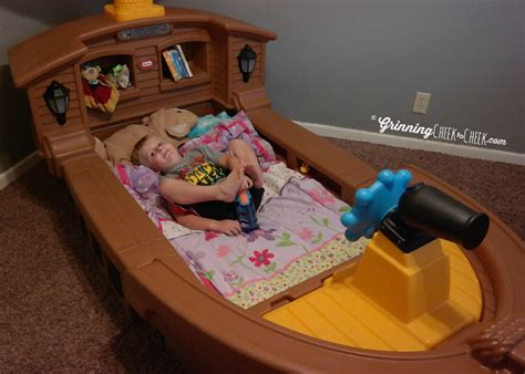 Little Tikes Boat Bed little tikes pirate ship bed ad littletikes
