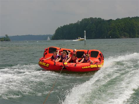 Pull Behind Boat Floats by Water Sports Affordable Fun In The Summertime