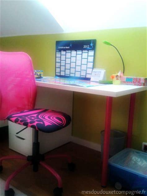 bureau ikea chupa fille mes doudoux et compagnie de maman