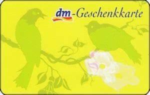 Dm Geschenkkarte Wert : geschenkkarte two birds bar code middle dm drogerie markt deutschland two birds col d ~ Markanthonyermac.com Haus und Dekorationen