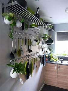 Stauraum Kleine Küche : 44 stauraum ideen f r ein wohnliches zuhause k che pinterest kleine k chen ideen k chen ~ Markanthonyermac.com Haus und Dekorationen