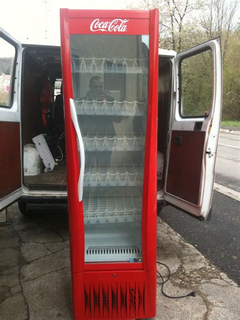 grande vitrine refrigeree coca cola occasion