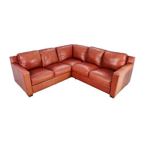 shop bartolo leather sofa