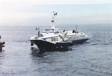 Hydrofoil Boat From Sorrento To Capri by Naples To Capri Hydrofoil Flickr Photo Sharing