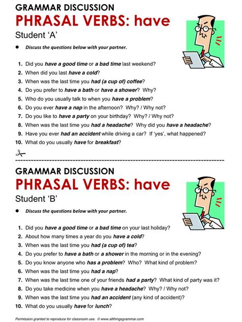 208 Best Images About Games & Speaking Activities On Pinterest  Present Perfect, English And
