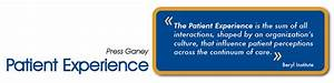 Press Ganey: Patient Experience