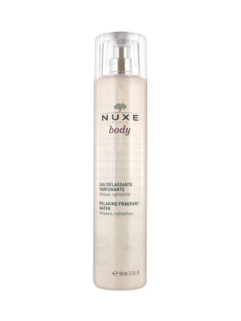 nuxe eau d 233 lassante parfumante 100 ml