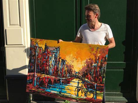 Hoos Je Bootje Amsterdam by Schilderij Amsterdam Startpagina Facebook